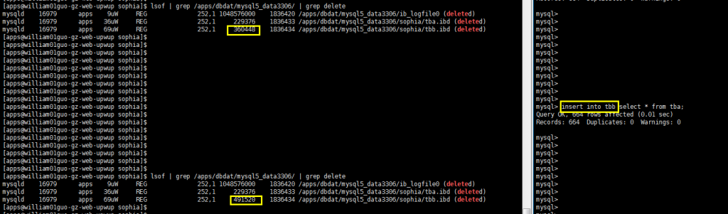 记一次MYSQL备份失败的排查过程